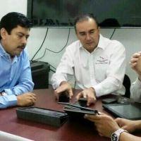 Piden autoridades de Iguala y el Senador Sofío Ramírez agilidad en la construcción del entronque Iguala-Autopista del Sol
