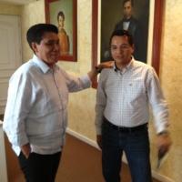 Acuerdan Coparmex y Mario Moreno agilizar la reactivación económica