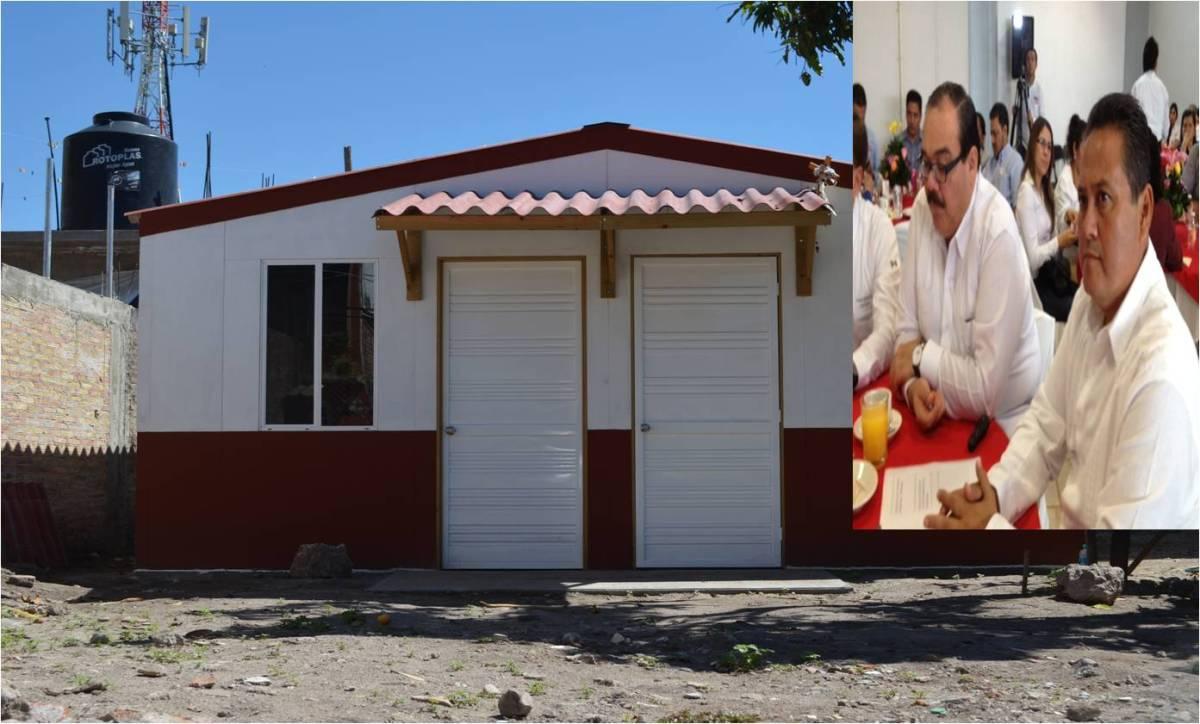 """""""Reciben casas de tabla-roca o se quedan sin ayuda""""; la opción que da SEDATU a damnificados de Tixtla"""
