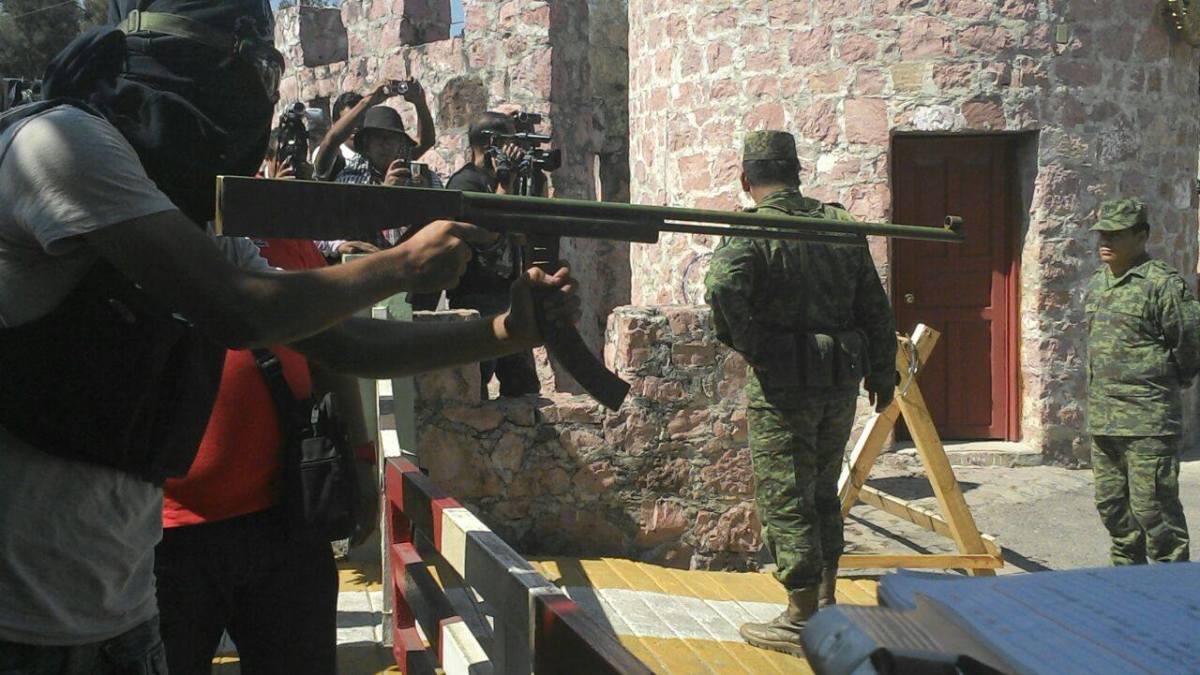 """""""Ha llegado el momento de ajuste de cuentas""""; dice movimiento por Ayotzinapa al gobierno"""