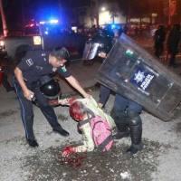 La muerte del maestro Claudio; secuela de la represión en Acapulco