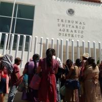 """Se suman pueblos al conflicto agrario entre Tecuiziapan y Analco; advierten que """"van a rodar cabezas"""""""