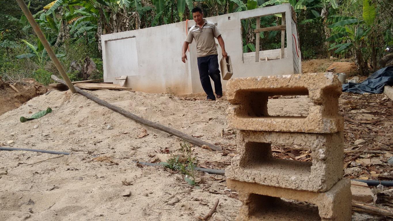 Damnificados de iliatenco los jam s recordados agencia for Costruendo su una casa di ranch