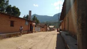 Imagen de Santa Cruz del Rincón, zona indígena tlapaneca olvidada por el gobierno. (Fotografía: Jonathan Cuevas/API)