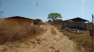 Aspecto de la colonia Renovación, donde se instalaron las familias desplazadas de San José Vista Hermosa, Iliatenco, por un conflicto religioso en el año 2012. (Fotografía: Jonathan Cuevas/API)