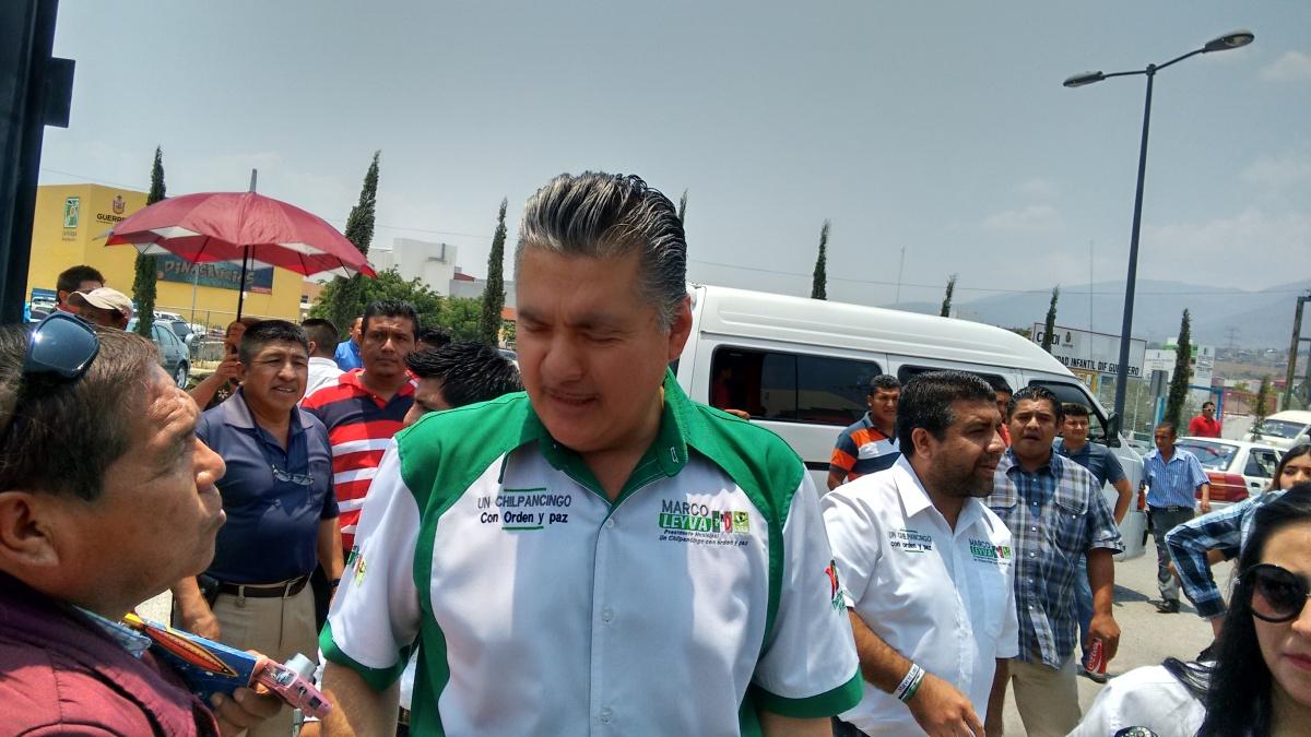Vivienda, seguridad, transporte y sustentabilidad; los objetivos de Marco Leyva en Chilpancingo