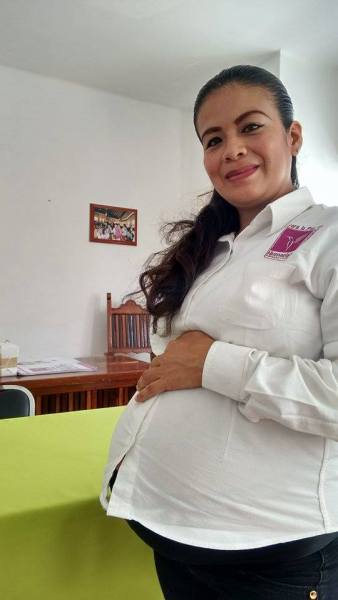 Candidata Norma Otilia 2