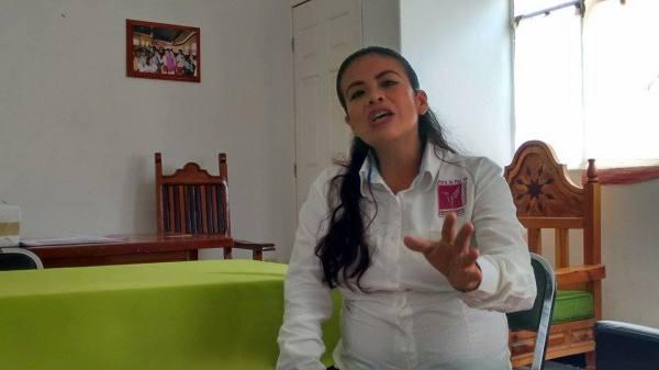 Candidata Norma Otilia 3
