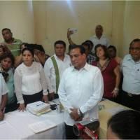 Desiste Luis Mazón Alonso de ocupar la silla presidencial en Iguala
