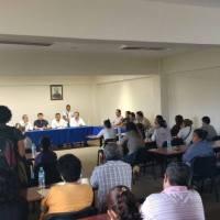 Comparan a Rogelio y Bernardo Ortega con José Luis Abarca, en Chilapa