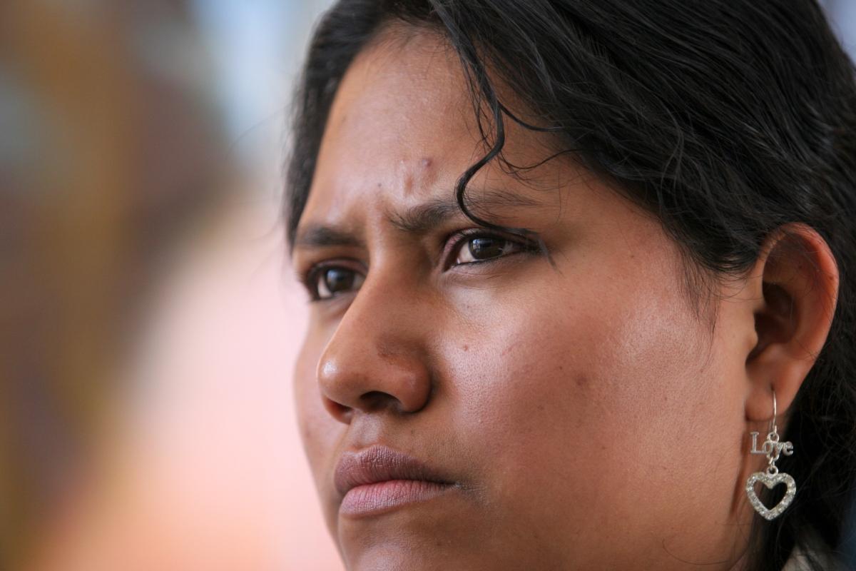 Atentan contra Valentina Rosendo, indígena violada en 2002 y actual candidata de Morena