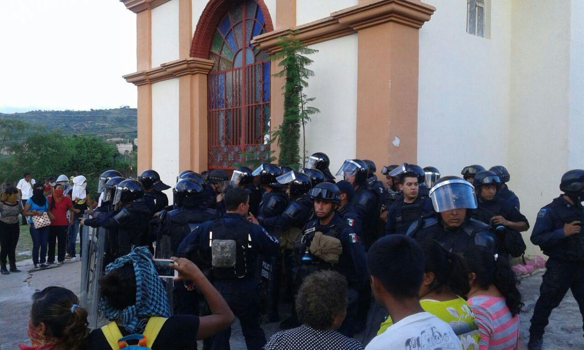 Retiene MPG a 30 antimotines; tras detención de 15 de sus integrantes