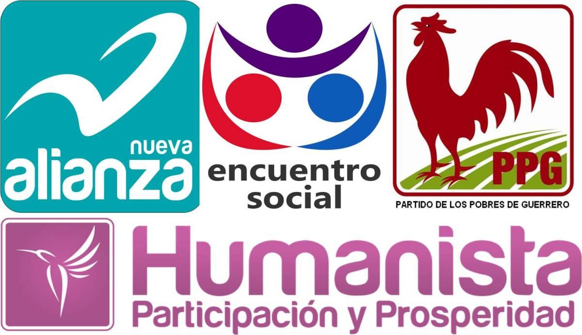PANAL, Humanista, PPG y PES perdieron su registro oficial como partidos políticos