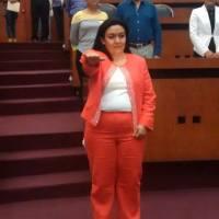 Nombra Congreso a Elizabeth Patrón consejera del ITAIG; tumba del cargo a Crescencio Almazán
