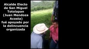 Juan Mendoza Acosta con Tequileros 1