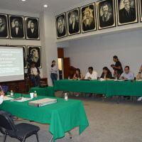 Aspiran 8 hombres y una mujer al Consejo de la Judicatura; la fémina fue la única cuestionada por diputados