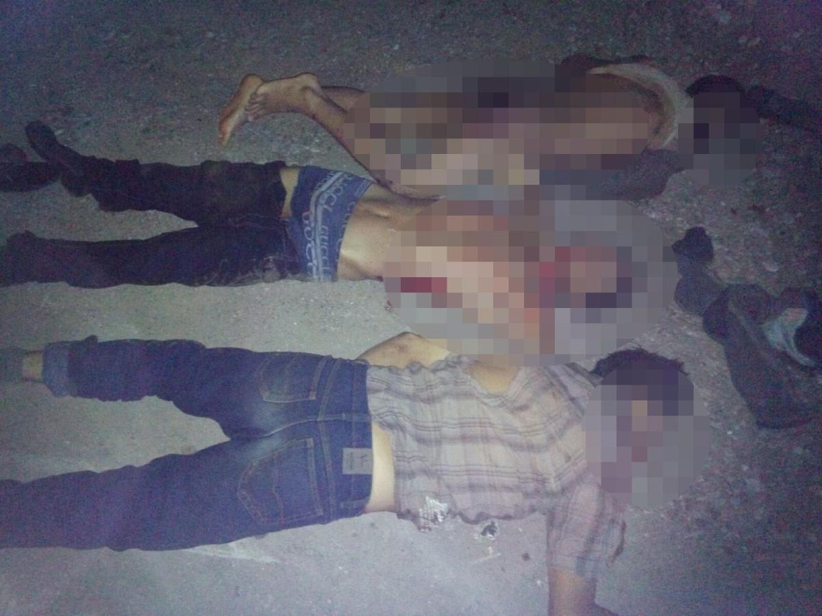 No cesa la violencia en la zona centro; aparecen tres ejecutados en la Chilpancingo-Chilapa
