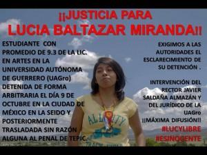 Lucía Baltazar