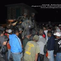 Retenidos más de 150 militares en la Sierra; sicarios queman los cadáveres de 15 comunitarios