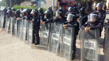 Fotos Bernardo Torres Protesta en Cereso (1)