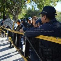Paran labores policías municipales de Chilpancingo