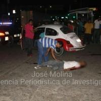 Dos taxistas muertos y un herido, en Acapulco