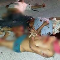 Identifican a 6 de los 7 ejecutados en Chilpancingo; y los cuerpos hallados en fosa del nuevo Libramiento Chilpancingo-Tixtla