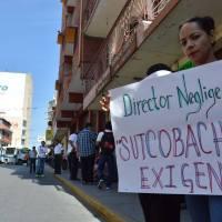 SUTCOBACH toma oficinas centrales de Colegio de Bachilleres