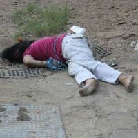 A machetazos, asesinan a una mujer en Acapulco