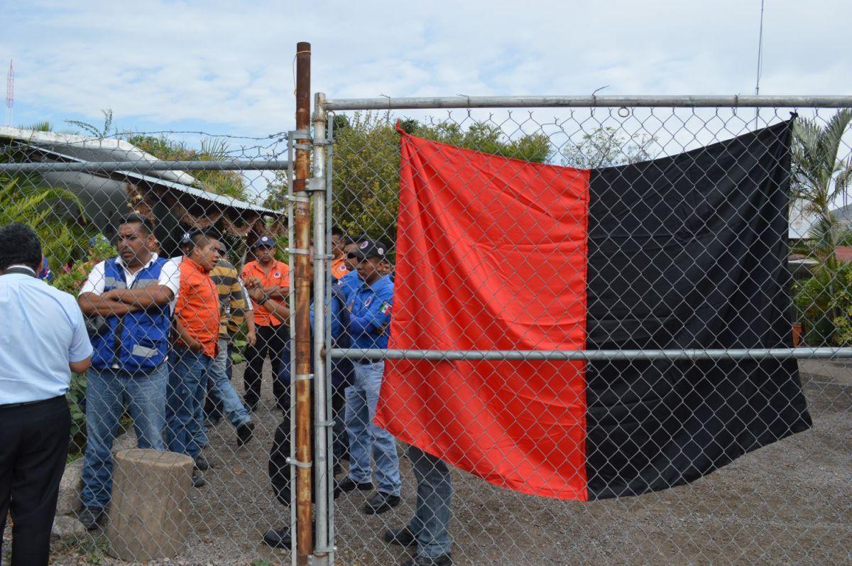 Paran labores trabajadores de Protección Civil-Chilpancingo