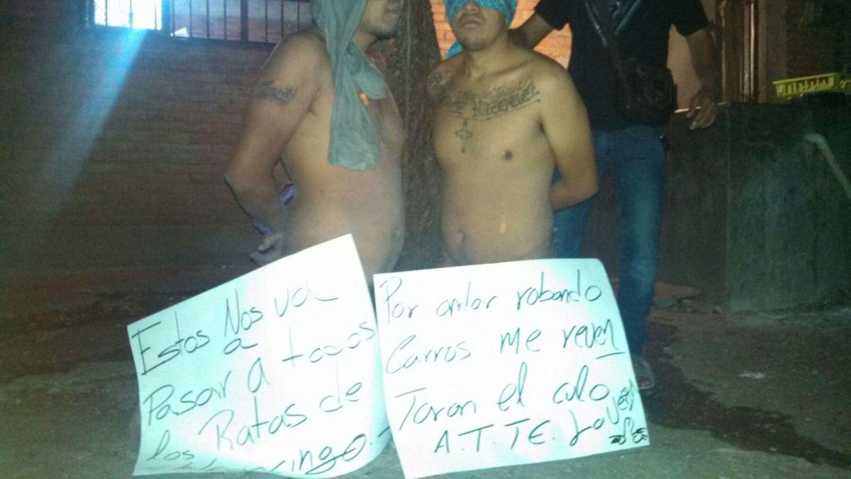 Siguen apareciendo jóvenes torturados y amarrados en Chilpancingo