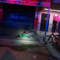 Balacera a dos cuadras de donde atacaron a normalistas en Iguala; dos muertos y dos heridos