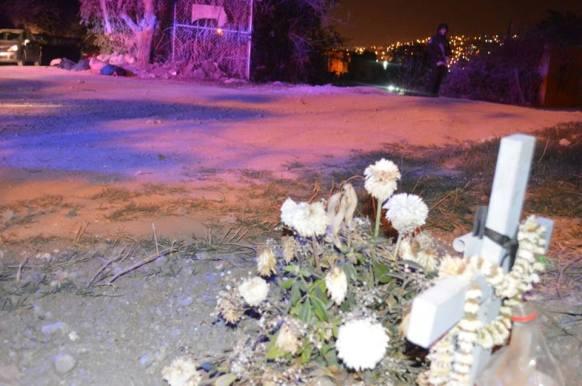 """Punto conocido como """"Tiradero de Cadáveres"""" o """"Avenida de la Muerte"""", en Chilpancingo. (Fotografía: José Molina/API)"""