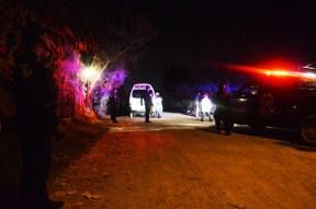 Escena constante en la colonia 4 de Marzo. Autoridades recogiendo los cadáveres que deja el crimen organizado. (Fotografía: Archivo API)