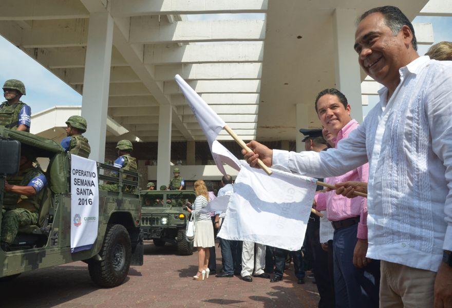 Guerrero, primer lugar en extorsión, homicidios e impunidad: INEGI