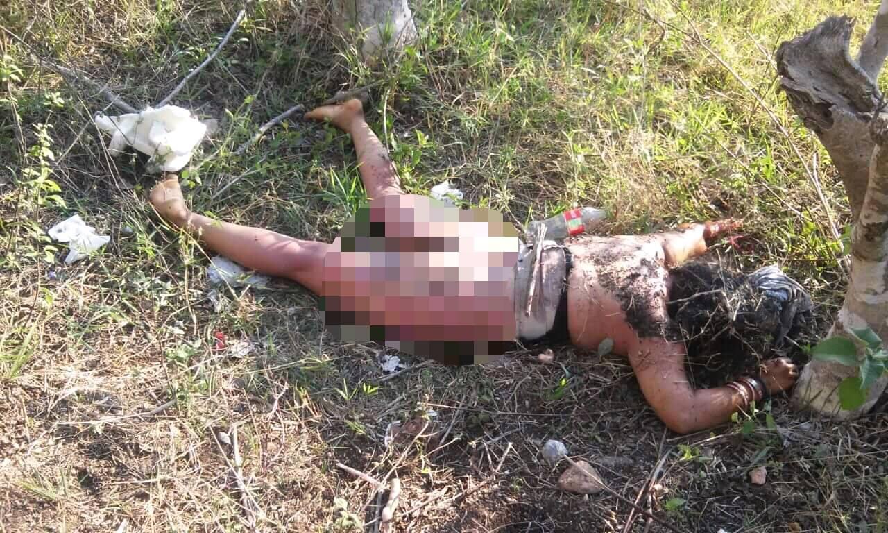 Encuentran a una mujer con huellas de tortura y asesinada, en Chilpancingo